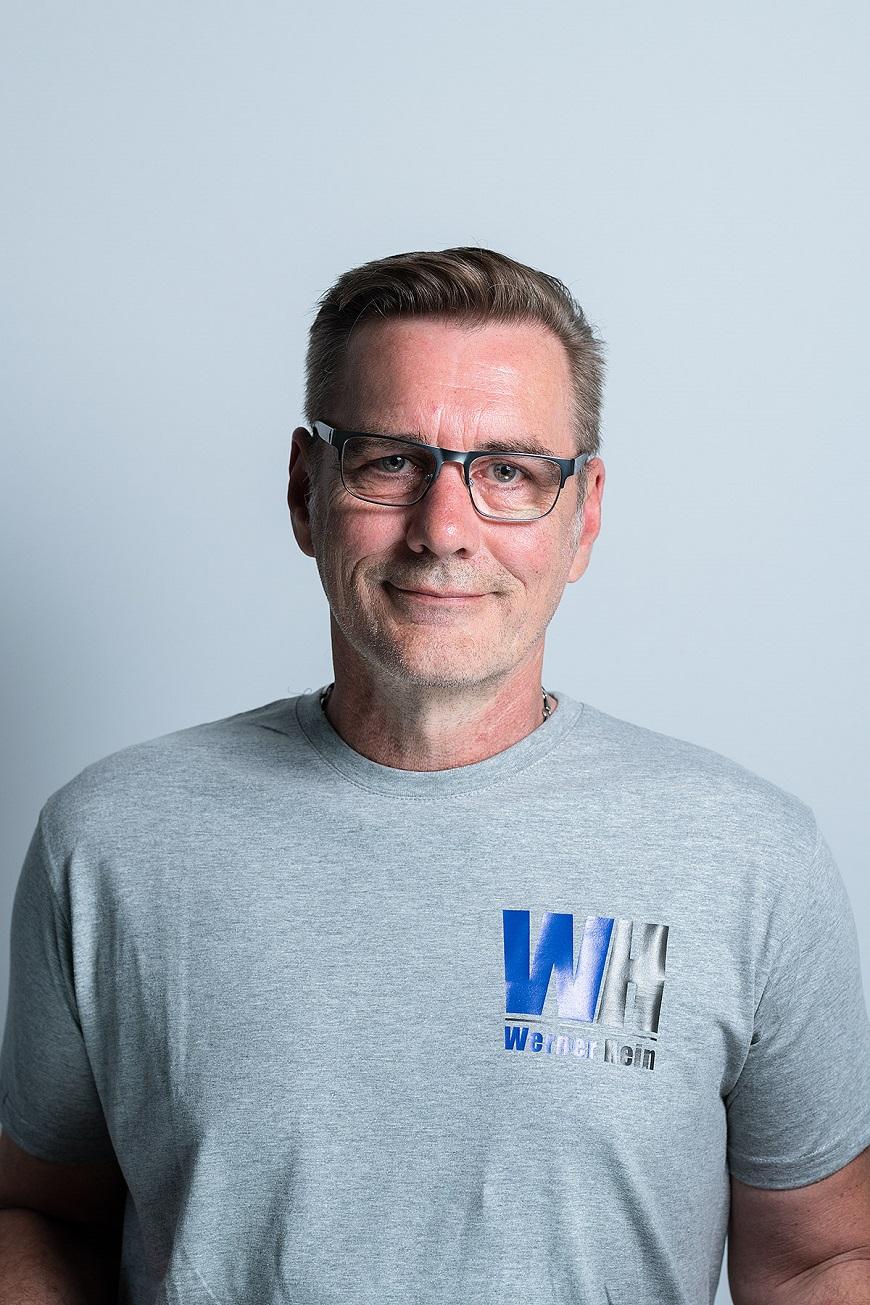 Mitarbeiter bei Werner Hein in Kamp- Lintfort